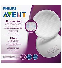Philips Avent Disposable Breast Pads - 60 pcs - Ultra Comfort