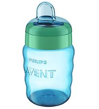 Philips Avent Trainer Cup w. Spout - 260 ml - Blue