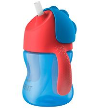 Philips Avent Straw Cup - 200 ml - Blue