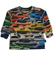 Molo Long Sleeve Top - Eloy - Cars