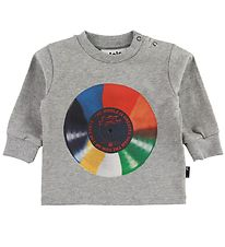 Molo Long Sleeve Top - Eloy - Coloured Record Baby