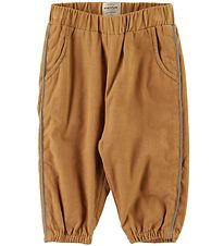 Mini A Ture Trousers - Corduroy - Berned - Apple Cinnamon
