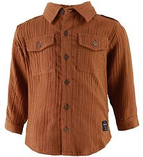 Mini a Ture Shirt - Martin - Leather Brown