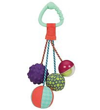 B. toys Rattle - Sounds So Squeezy - Multifarvet