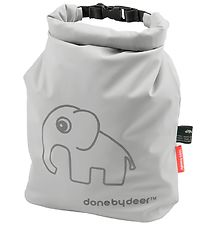 Done By Deer Roll-Top Bag - Elphee - Grey