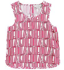 Stella McCartney Kids Top - White/Pink