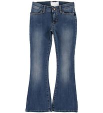 Designers Remix Jeans - Blossom Flare - Medium Denim