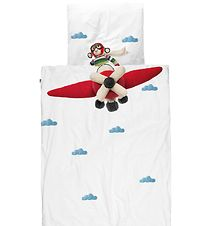 SNURK Duvet Cover - Junior - Plane
