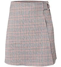 Hound Skirt - Buckle - Checks