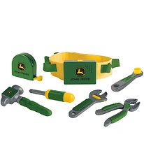 John Deere Talking Toolbelt - Yellow/Green