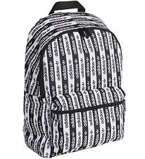 adidas Originals Backpack - Ryv - Black/White Logo