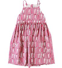Stella McCartney Kids Dress - White/Pink