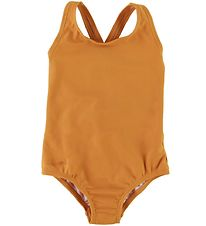Liewood Swimsuit - UV50+ - Alice - Mustard