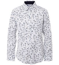 Hound Shirt - White/Black