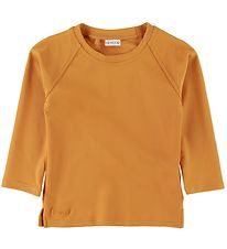 Liewood Swim Top L/S - UV50+ - Liam - Mustard
