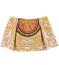 Versace Skirt - Sweat - Rose/Yellow