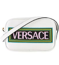 Versace Shoulder Bag - White w. Gold