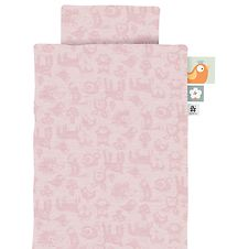 Sebra Duvet Cover - Junior - Blossom Pink