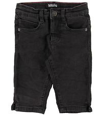 Molo Jeans - Alvina - Washed Black