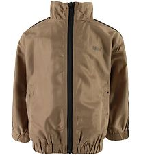 Molo Track Jacket - Murray - Khaki