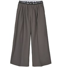 Designers Remix Trousers - Polyester/Wool - Jolene - Dark Grey
