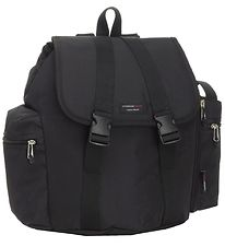 Storksak Changing Bag - Travel Rucksack - Black