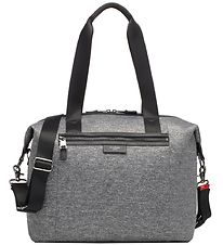 Storksak Changing Bag - Stevie Luxe - Melange Grey