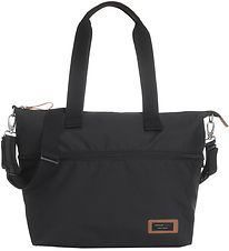 Storksak Changing Bag - Expandable Tote - Black
