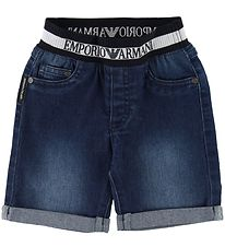 Emporio Armani Shorts - Dark Denim