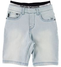Emporio Armani Shorts - Light Denim