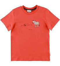 Paul Smith Junior T-shirt - Aban - Red