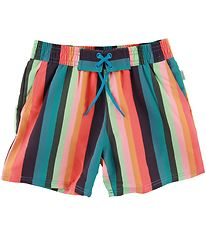 Paul Smith Junior Swim Trunks - Avento - Multi Striped