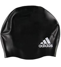 adidas Performance Swim Cap - Silicone - Black