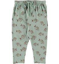 Soft Gallery Trousers - Hailey - Fish - Jadeite