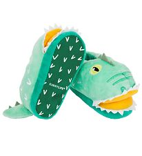 SunnyLife Slippers - 1-2 years - Crocodile