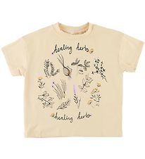 Soft Gallery T-shirt - Dharma - Healing Herbs - Winter Wheat