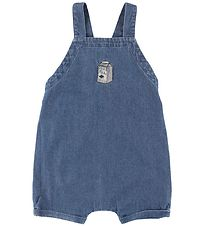 Soft Gallery Overalls - Frisco - Denim Blue