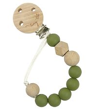 Tiny Tot Dummy Clip - Army Green