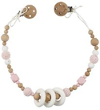 Tiny Tot Pram Chain - Rose