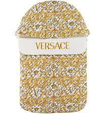 Versace Stroller Sleeping Bag - White w. Logo