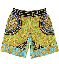 Versace Sweatshorts - Green