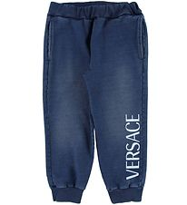 Versace Sweatpants - Blue