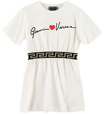 Versace Dress - White