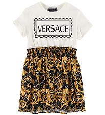 Versace Dress - Black/White