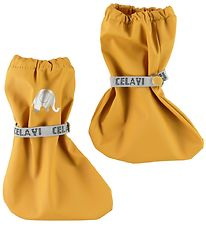 CeLaVi Outdoor Footies - PU - Mineral Yellow