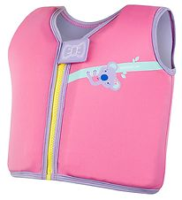 Speedo Swim Vest - Rose w. Koala