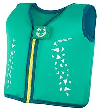 Speedo Swim Vest - Green Crocodile