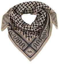 Lala Berlin Scarf - Triangle Trinity Classic S - Dune/Beige