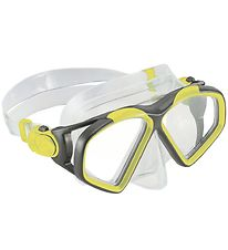 Aqua Lung Diving Mask - Hawkeye Adult - Yellow/Black