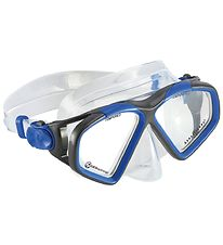 Aqua Lung Diving Mask - Hawkeye Adult - Blue/Charcoal